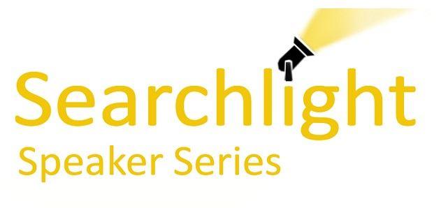 Searchlight Speaker Series Banner