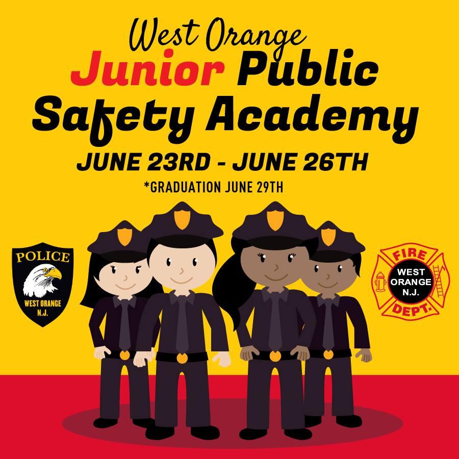 Jr Police Academy 2020