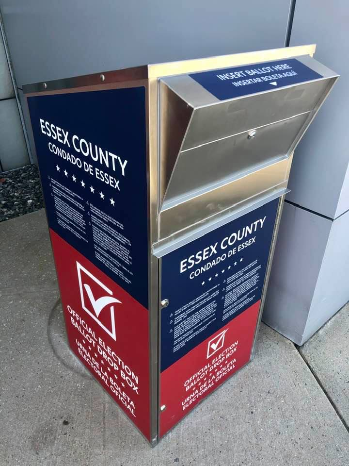 Vote by Mail Box