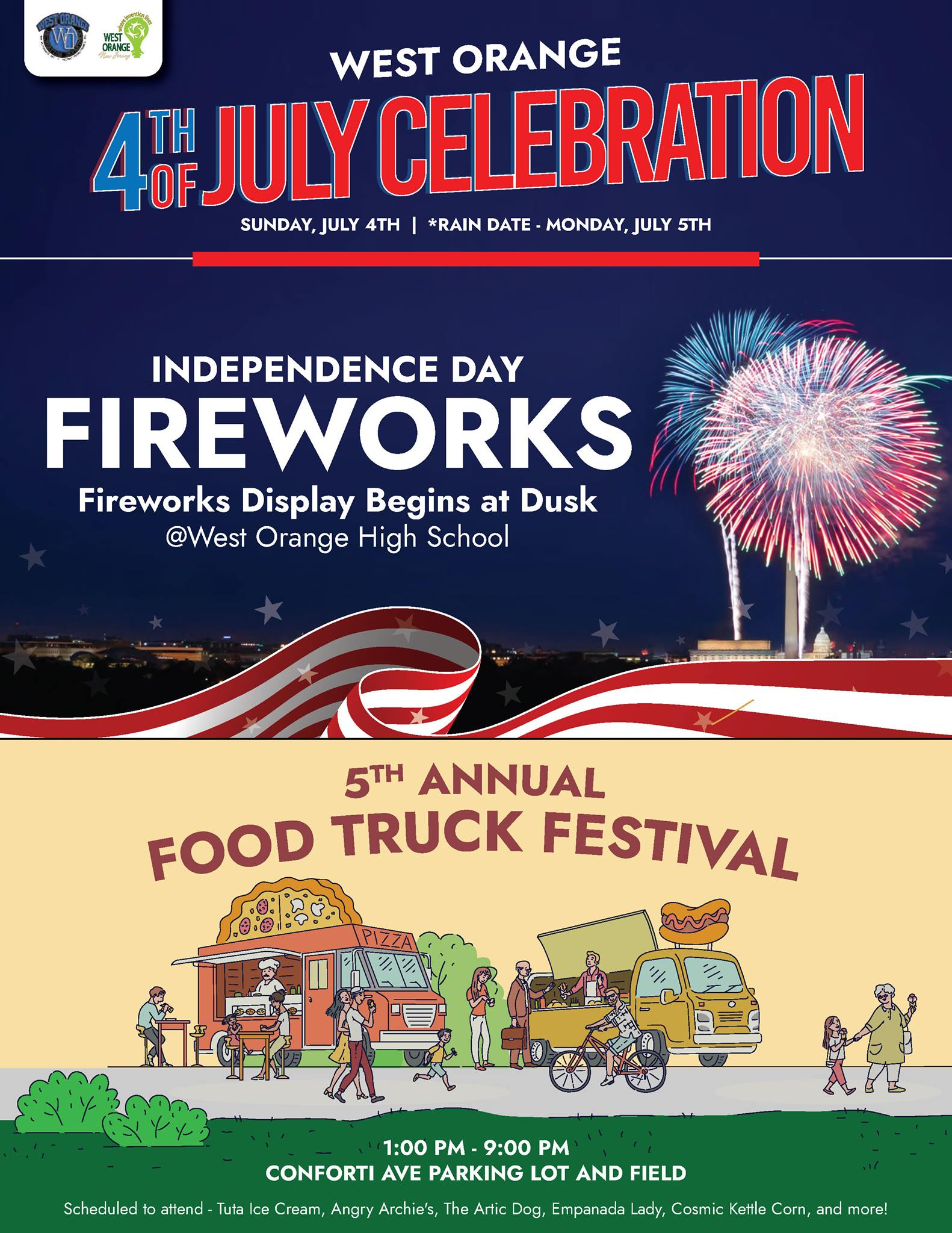 July 4 2021 Events