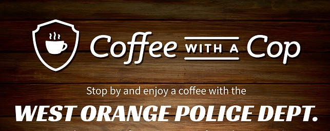 Coffee with a cop