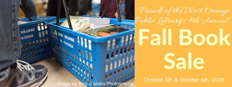 Fall Book Sale 2019