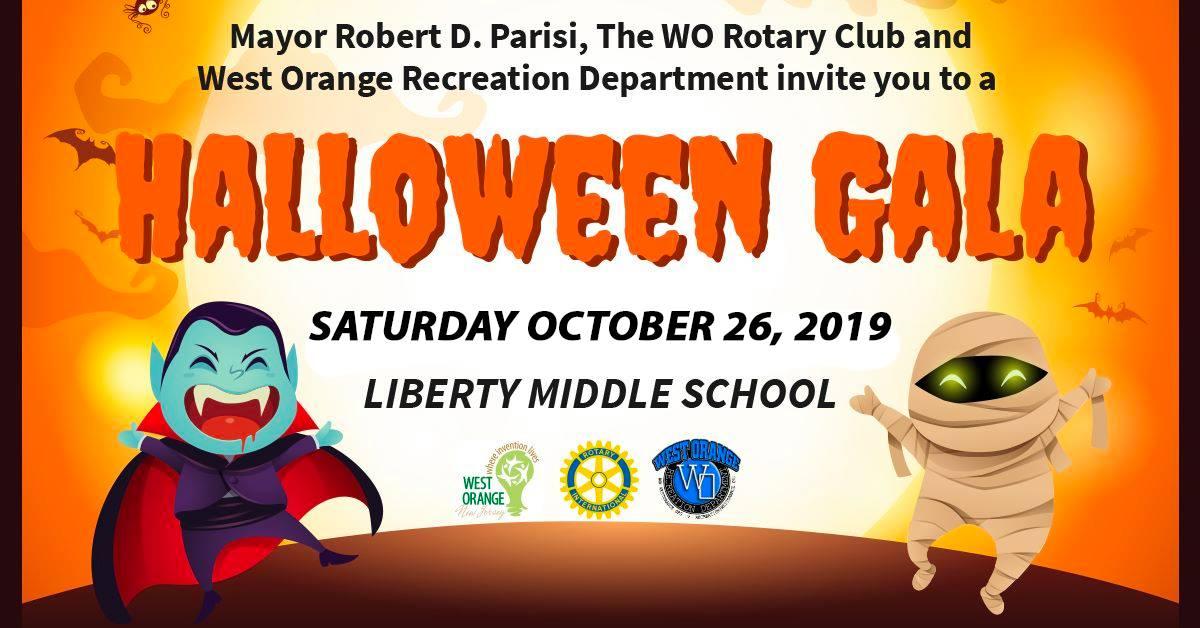Halloween Gala 2019