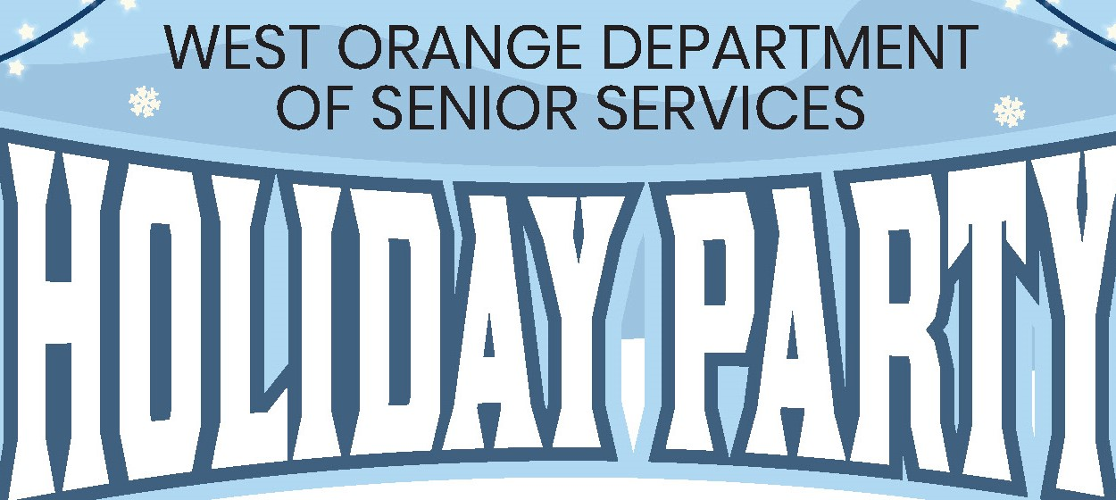 WO Senior Holiday Party Flyer  2019