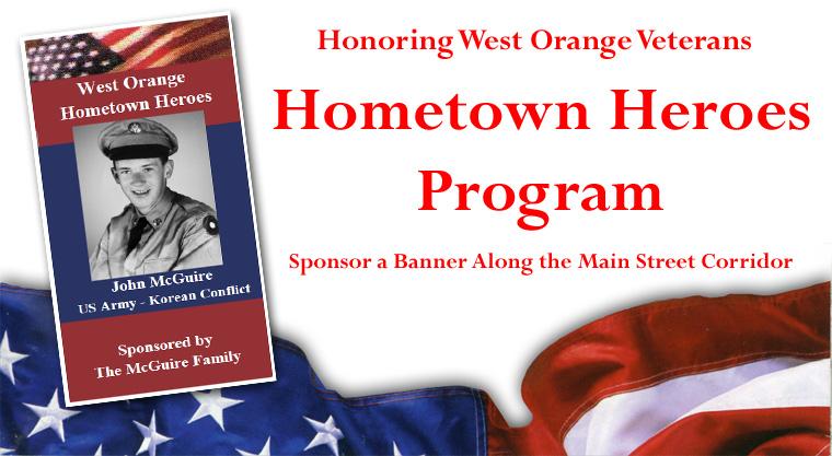 Hometown Heros Banner