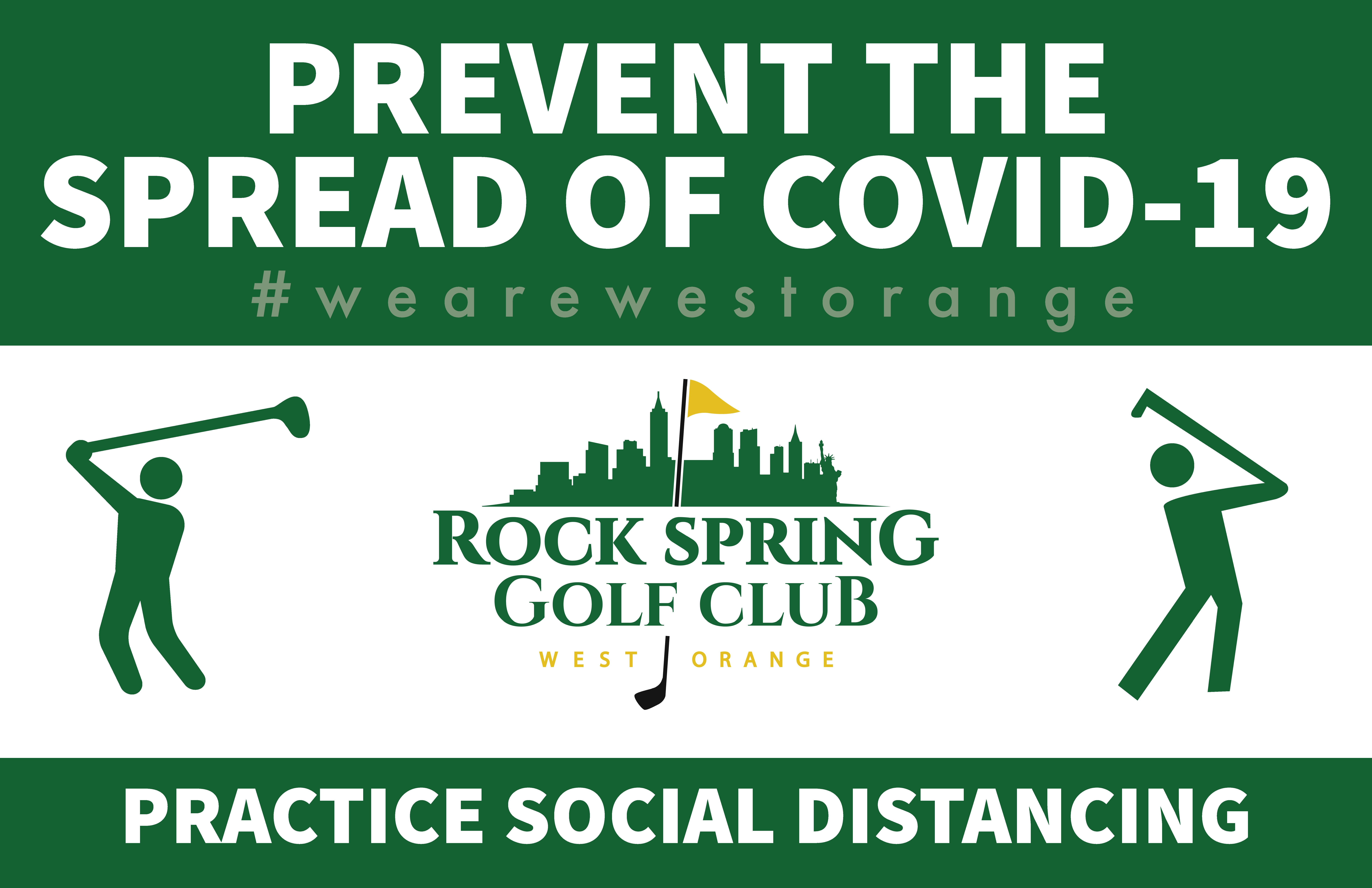 RSGC May2020 Social Distancing