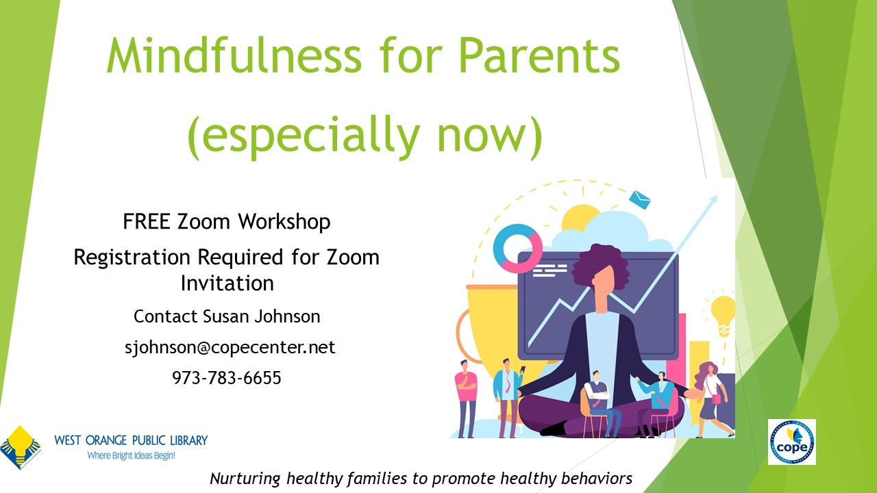 Mindfulness for Parents - Cover