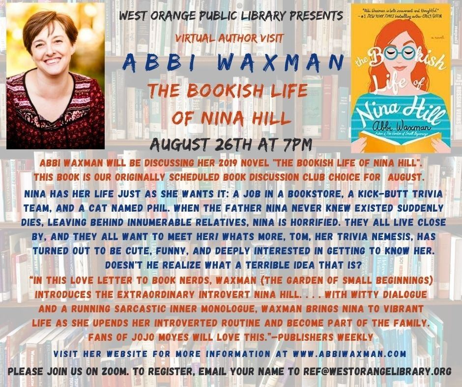 Abbi Waxman 8-26-20 WOPL