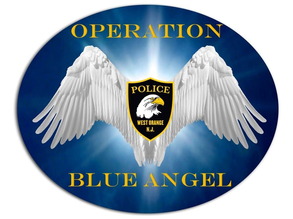 Operation Blue Angel Logo