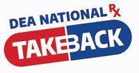 WO DEA Drug Take Back Banner
