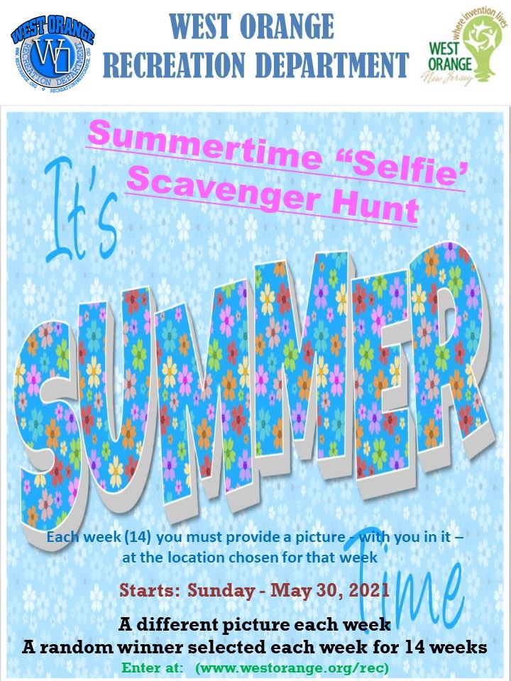 SummerTimeScavengerHunt 2021