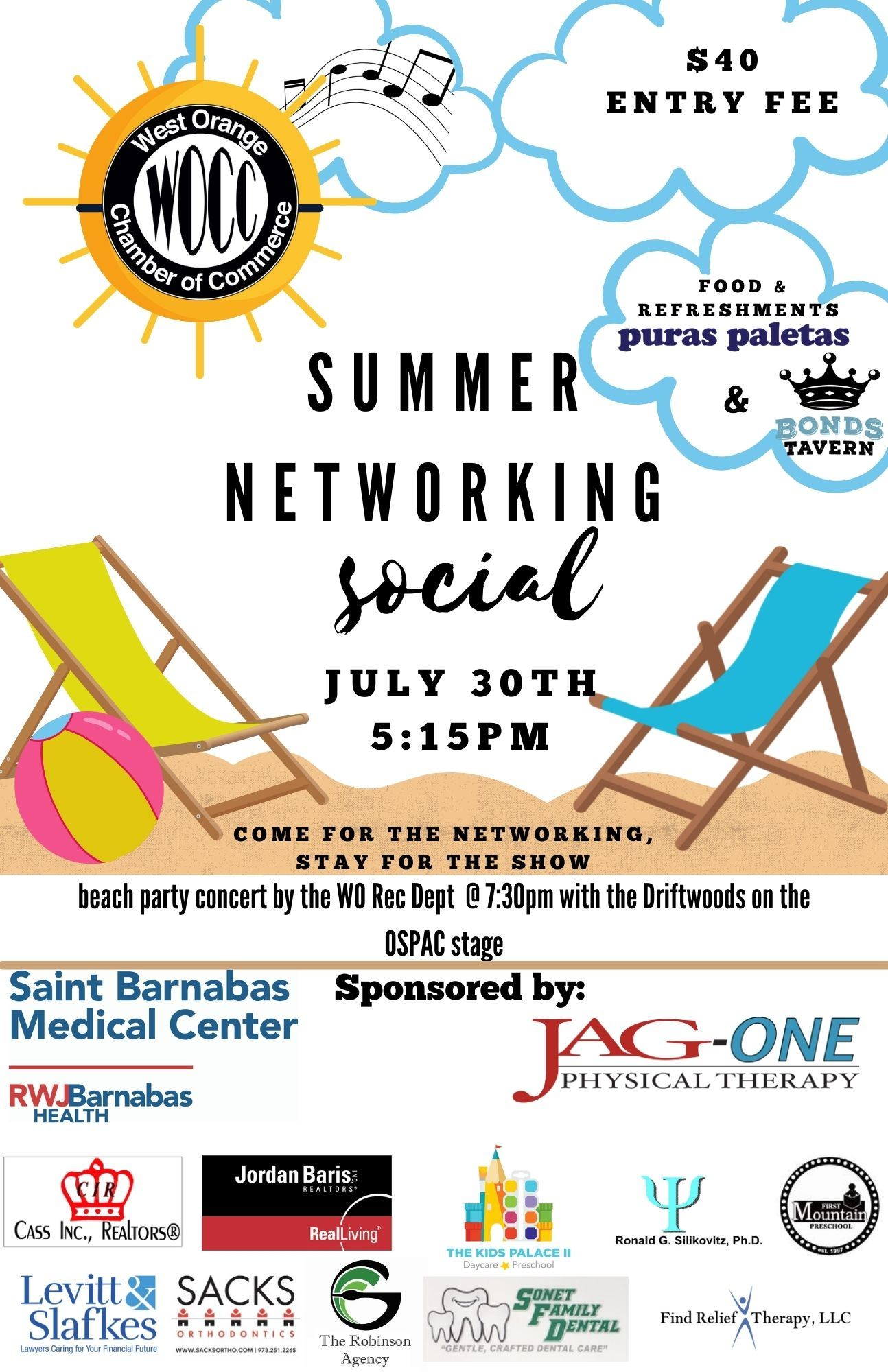 Summer Networking Social 2021