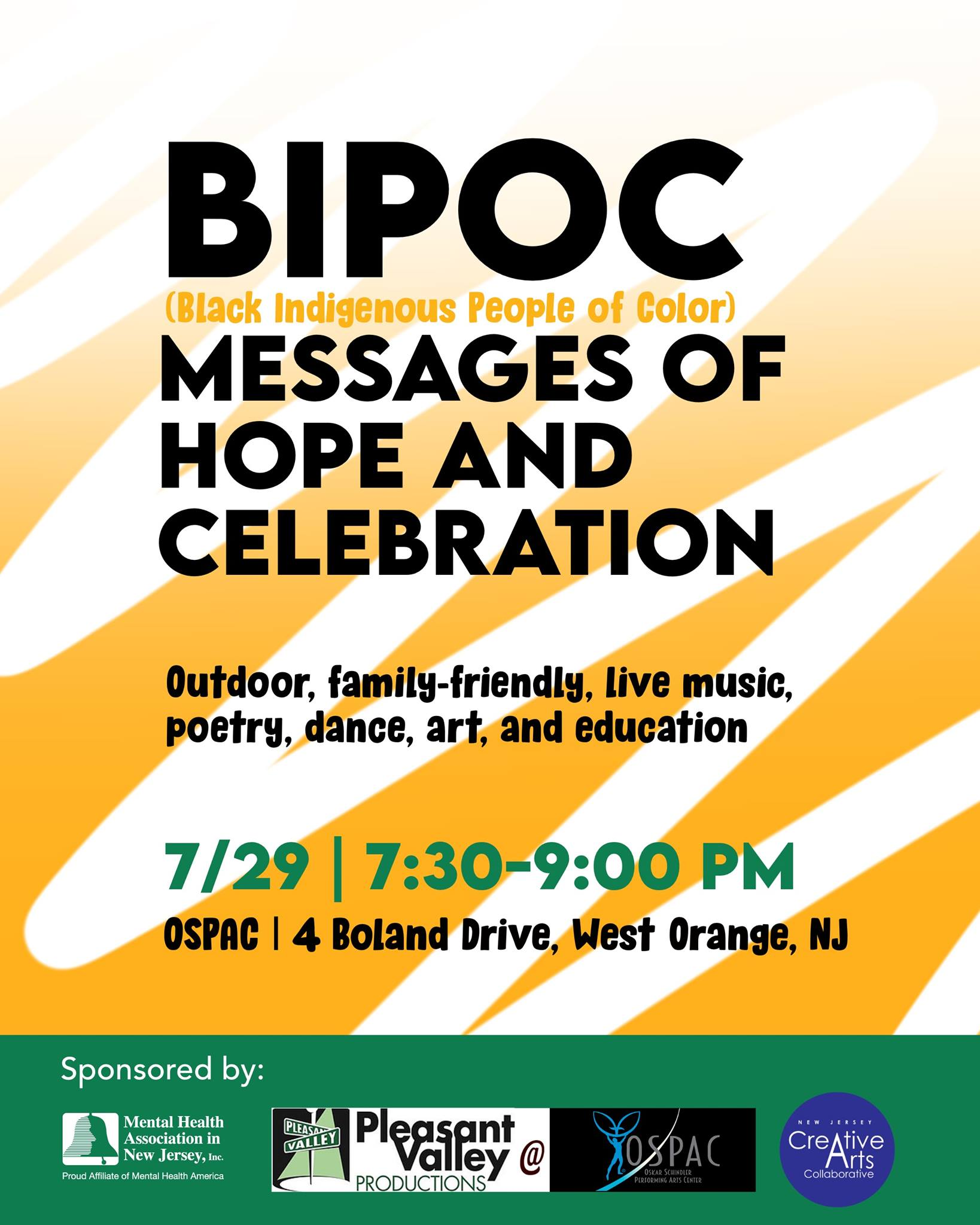 BIPOC at OSPAC