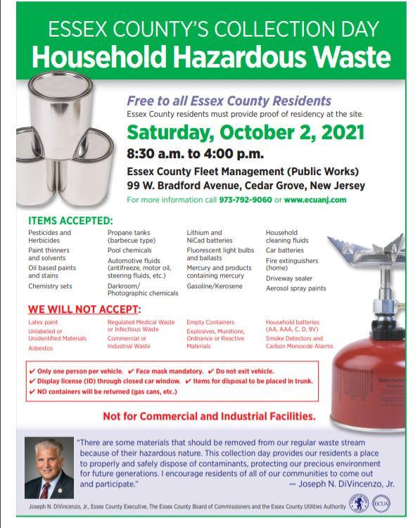 Hazardous Waste 2021
