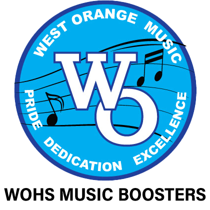 WOHS Music Boosters Logo