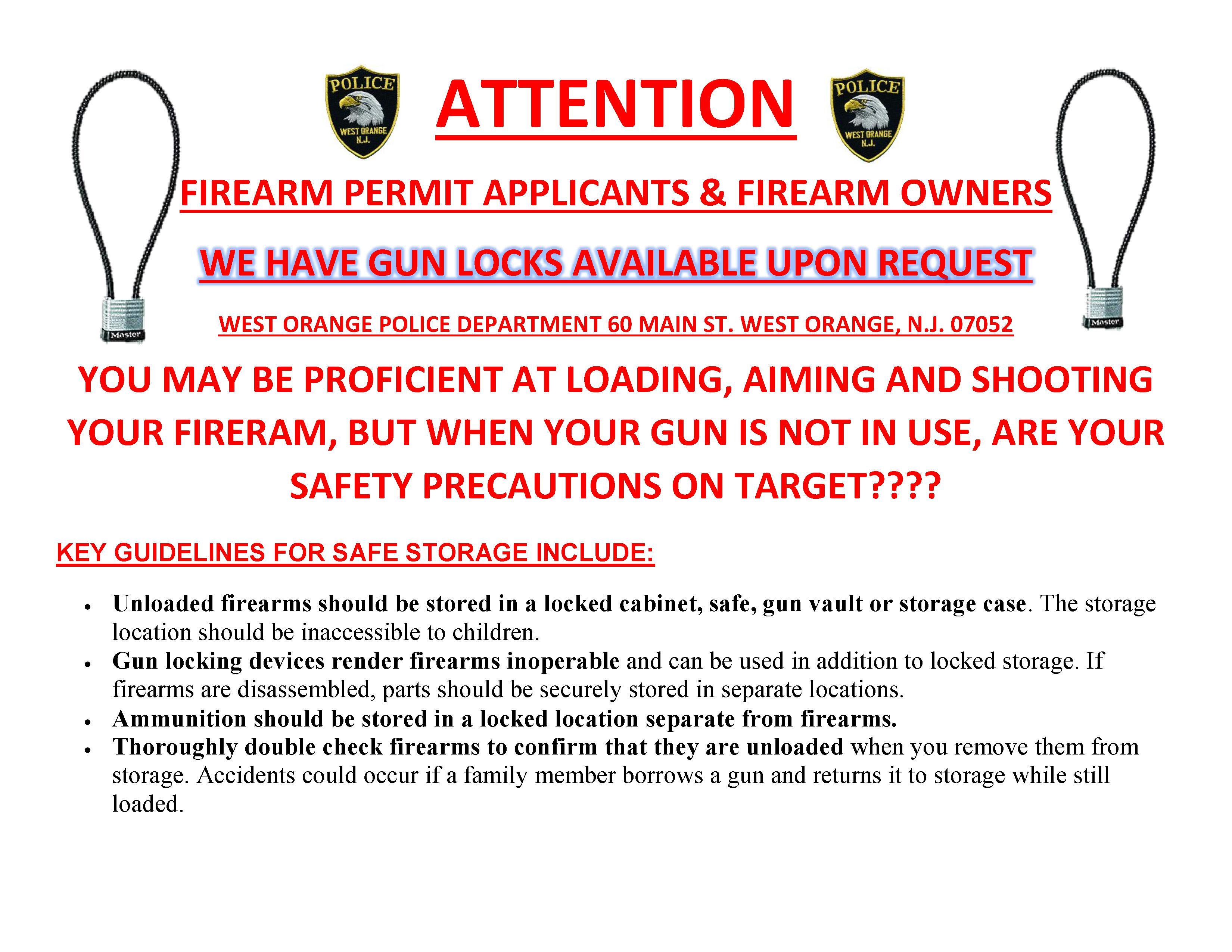 Firearm Permit Applicants U0026 Firearm Owners